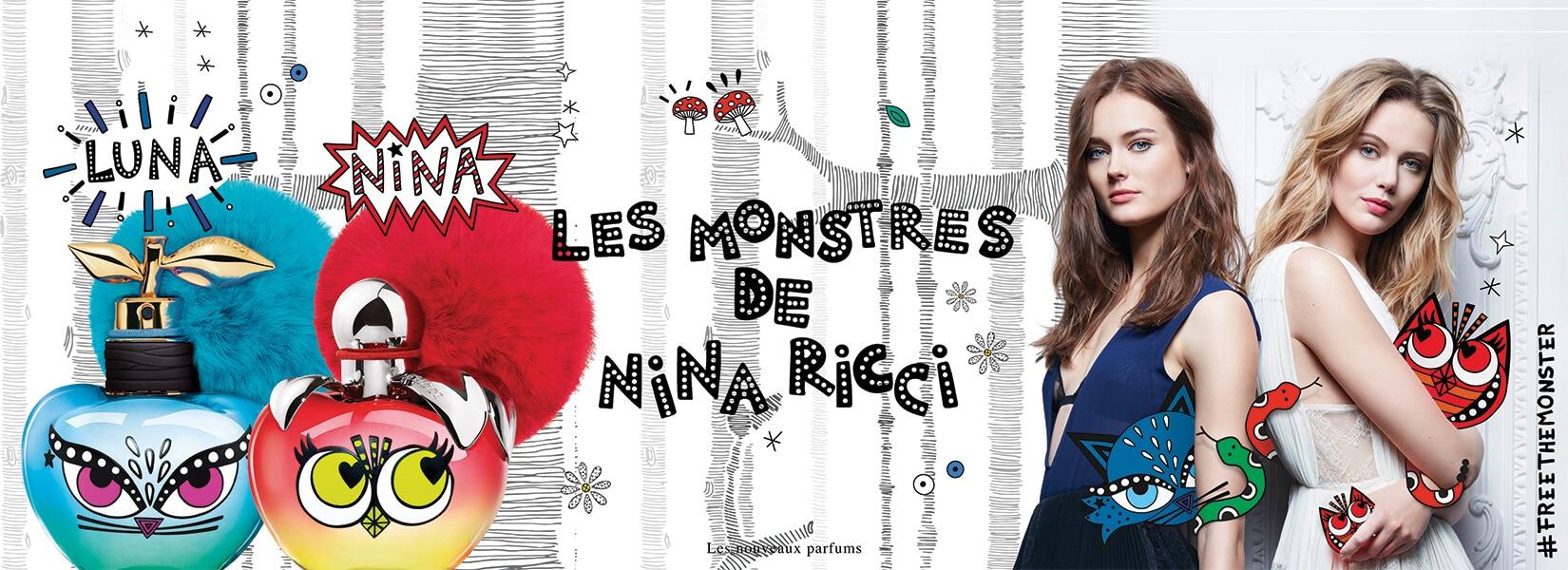 Nina Ricci  Les Monstres