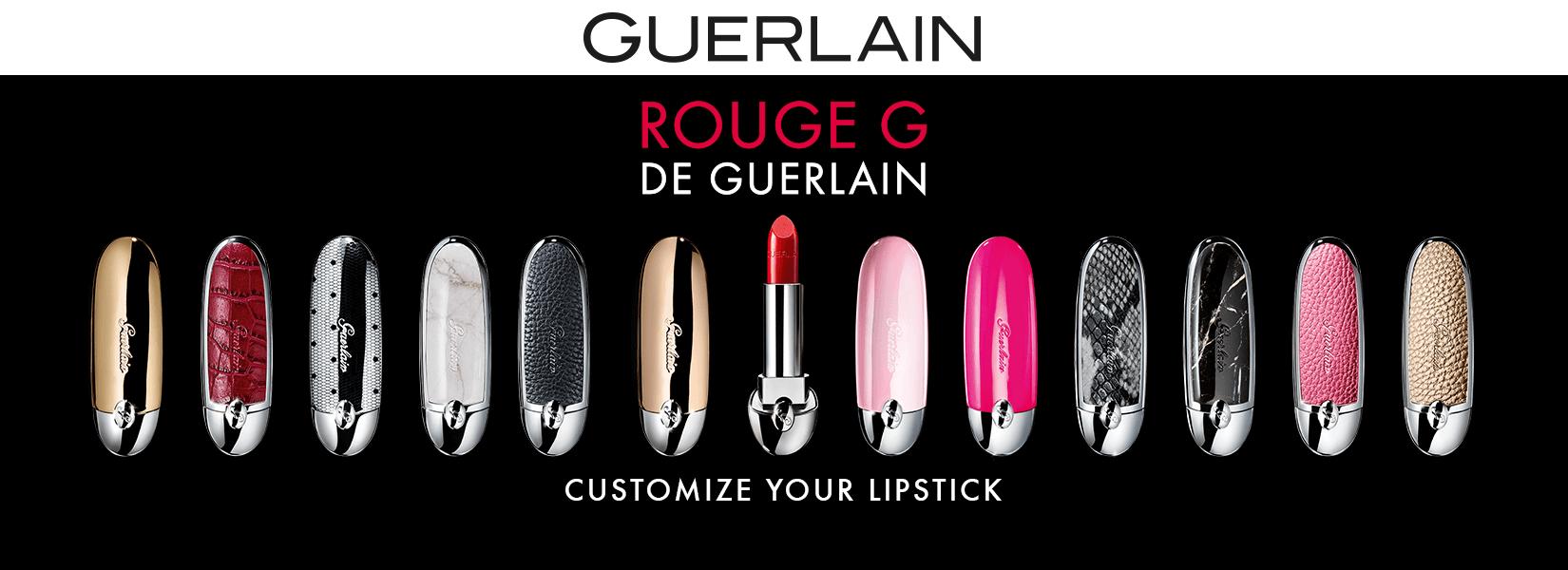Guerlain Rouge G